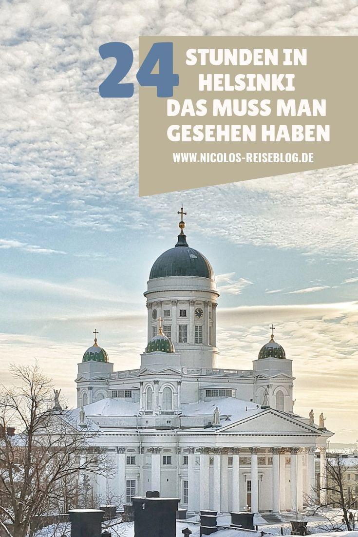 Ein Tag In Helsinki Helsinki Finnland Reisen Norwegen Rundreise