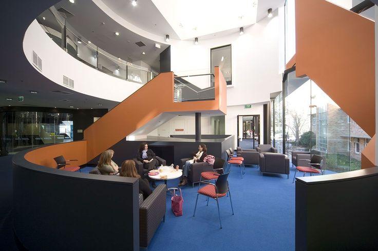 John Curtin School of Medical Research Stage 1, Australian National University » Lyons Architecture - Melbourne, Australia