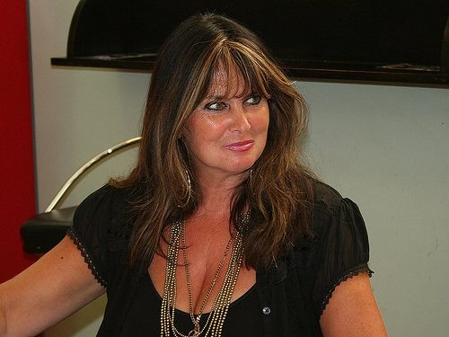 Caroline Munro Now My 1 Love Since I Was 13 Hair
