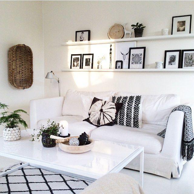 Best 25+ Shelves above couch ideas on Pinterest | Living ...
