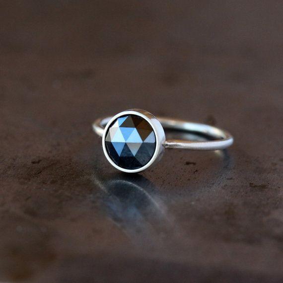 Hey, I found this really awesome Etsy listing at https://www.etsy.com/listing/269734201/black-diamond-ring-palladium-white-gold