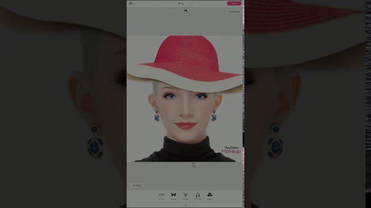 Trucco e Selfie perfetti con YouCam MakeUp Salone di bellezza - Android app