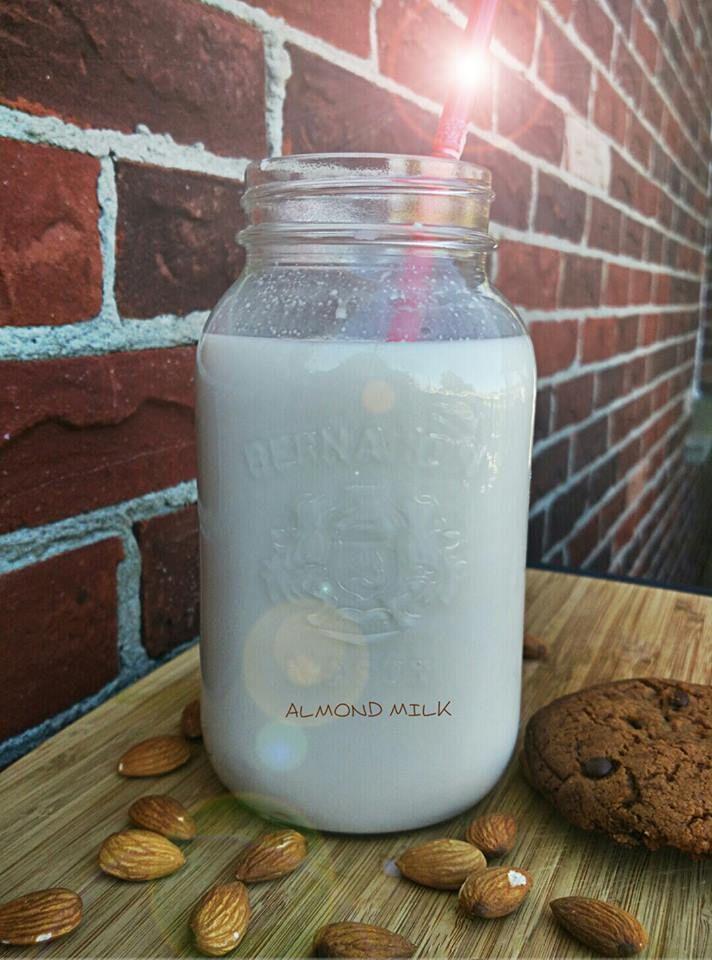 Mandlove-mleko