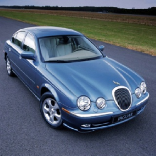 2007 Jaguar S Type