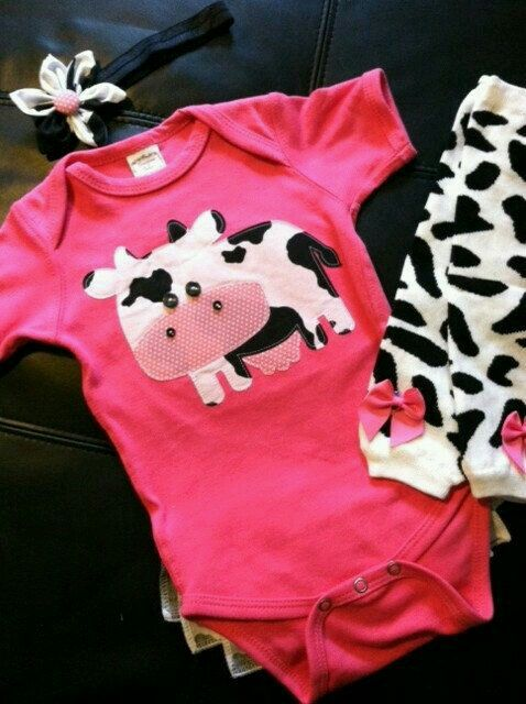 Moo cow outfit