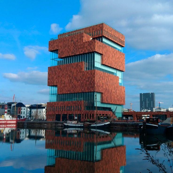 ベルギー・アントワープ観光 旅日記 Antwerpen Belgium