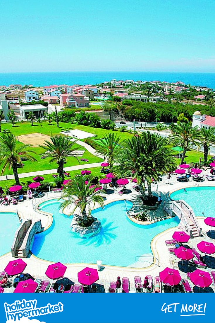Sunny Cyprus, 7 nights, All Inclusive, from ONLY £262pp ►