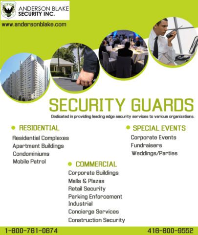 security company brochure template - 19 best security guard images on pinterest ontario
