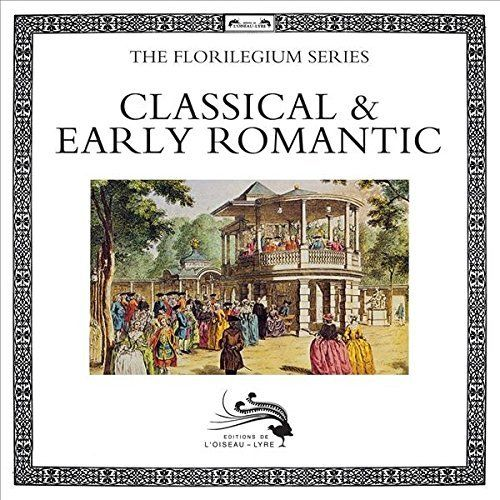 L'Oiseau-Lyre – Classical & Romantic [50 CD][Limited Edition]  L OISEAU-LYRE: CLASSICAL & EARLY ROMANTIC   AN ORIGINAL JACKETS 50 CD SET  The second box in Decca s L Oiseau Lyre series featuring music from the Classical and Early Romantic eras.   PACKAGING Sleeves presented in original jackets 50CD Cube Lid-off box  Original Florilegium border design Booklet including 3000 word essay by Lindsay Kemp on the repertoire   CONTENTS A 50 CD Original Jackets Collection celebrating the grea..