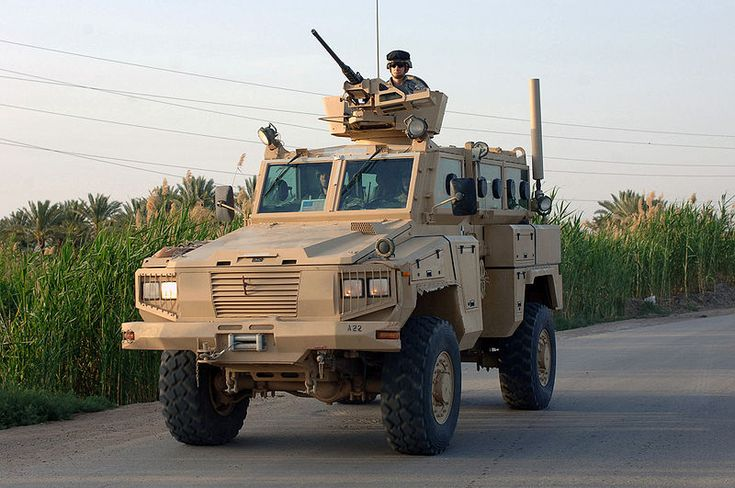 South Africa (1995) APC/MPV - Around 2,500 built. The reference African MRAP/APC Probably the most