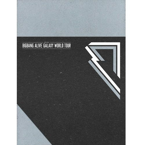 BIGBANG ALIVE 世界巡迴演唱會 [3DVD]   華納線上音樂雜誌