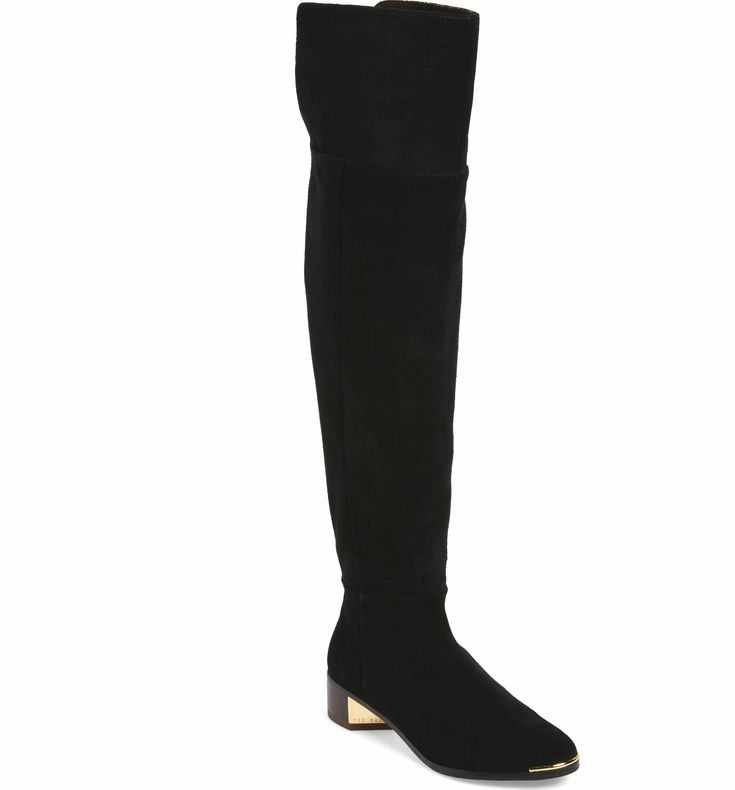 Ted Baker London Nayomie Over The Knee Boot (Women