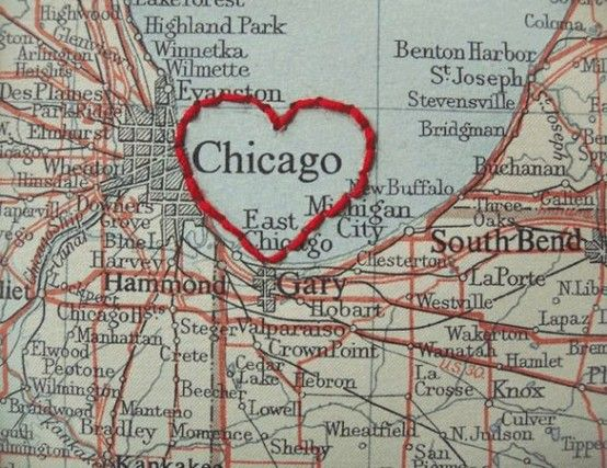 Chicago ... The answer to our prayers and healing for my migraines!! @Jason McNeely
