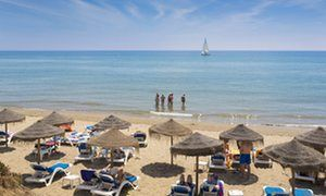 Playa de la Vibora, near Marbella in Spain
