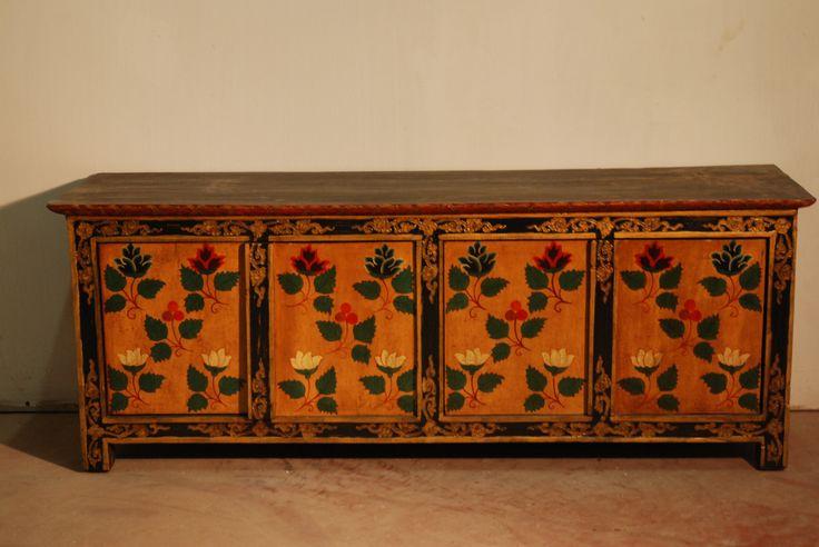 49 migliori immagini mobili tibetani su pinterest cantante - Mobili tibetani roma ...