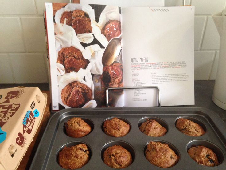 Powerfood by Rens Kroes - breakfast muffins