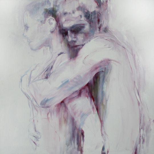 """""""[…] Per l'altezze l'amai del suo dolore; perché tutto fu al mondo, e non mai scaltra, e tutto seppe, e non se stessa, amare."""" —  Umberto Saba, Ed amai nuovamente"""