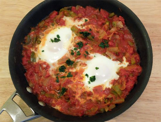 One of those weeks…and a Budget Recipe: Turkish Peppers and Eggs | Working Mum's Cookbook