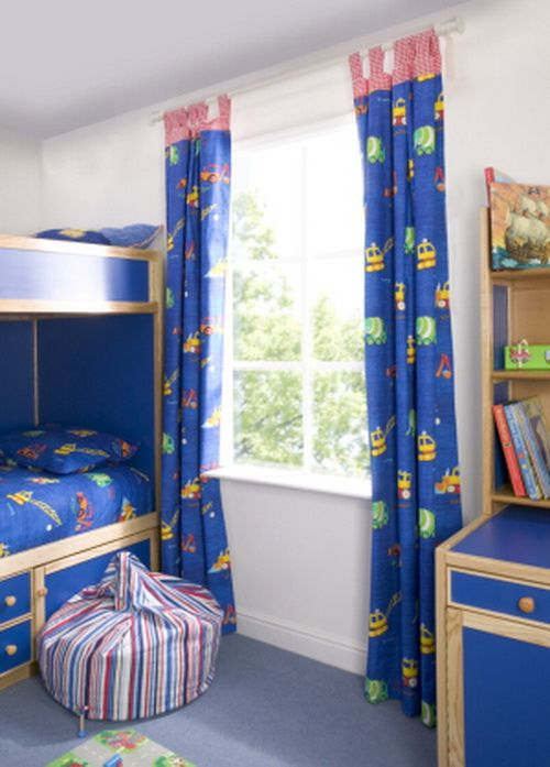 Kids Bedroom Curtains curtains for kids. embroidered voile bedroom sheer curtains kids