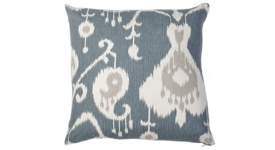 Bold geometric pillows for your bed, sofa or chairs! Art and artful home decor is the easiest way to add movement to any space. It doesn't cost a fortune to breathe life into a space. Mix patterns or play it safe with a monochromatic look. Bluebelle, 18x18