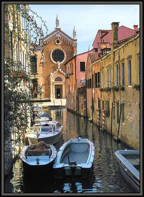 Madonna dell'Orto, province of Venezia , Veneto Italy