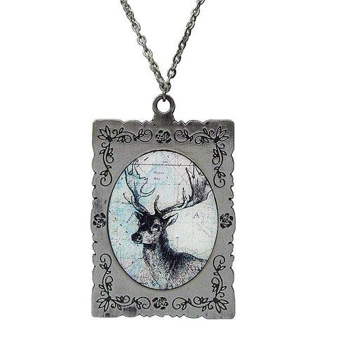 Call of the Wild Pendant Necklace – ASK ALICE by All Gifts Online