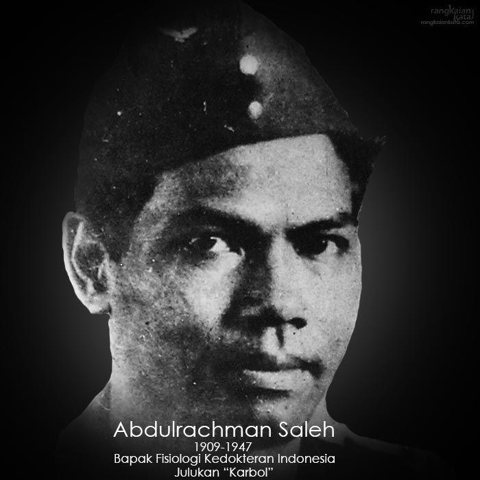 Abdulrachman Saleh #indonesiamerdeka #merdeka