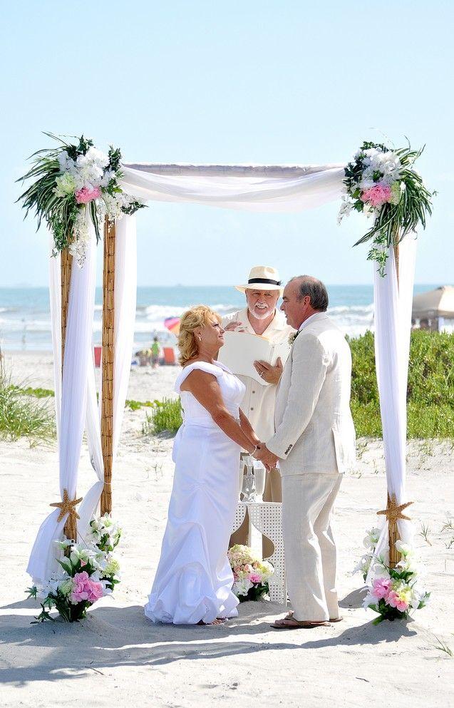 Wedding On The Fourth Of July In Cocoa Beach Florida RomanticFloridaBeachWeddings