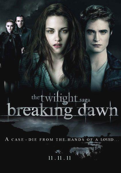 the Twilight sega:Beaking Dawn Part 1. Day:11/11/11 - twilight-series Photo