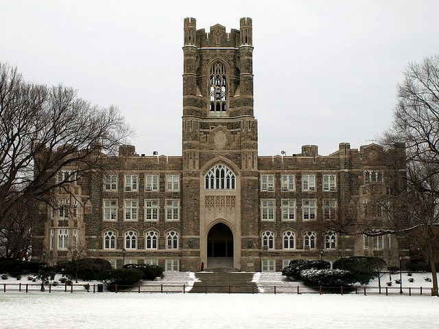 fordham university bronx ny | Keating Hall, Fordham University, Bronx, New York City | Flickr ...