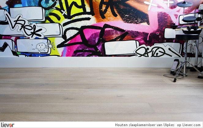Uipkes houten vloeren Houten kinderslaapkamervloer - Uipkes houten vloeren vloeren - foto's
