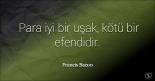 bacon sözleri ile ilgili görsel sonucu