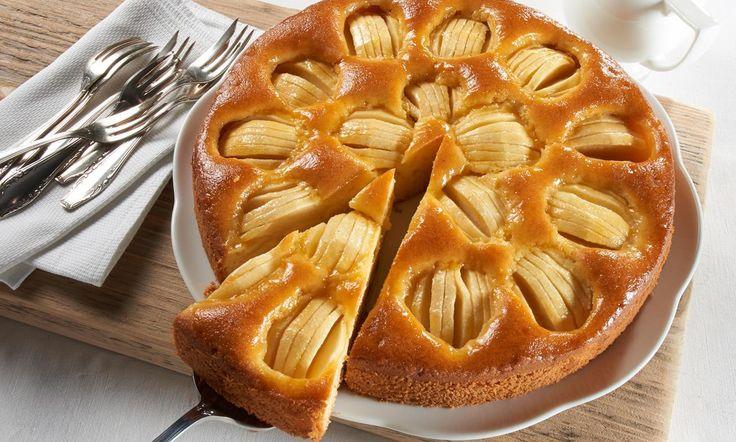 Apfelkuchen, sehr fein  Rezept | Dr.Oetker