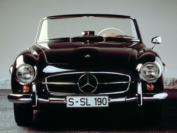 Mercedes-Benz 190 SL (R121) '1955–63                                                                                                                                                                                 Más
