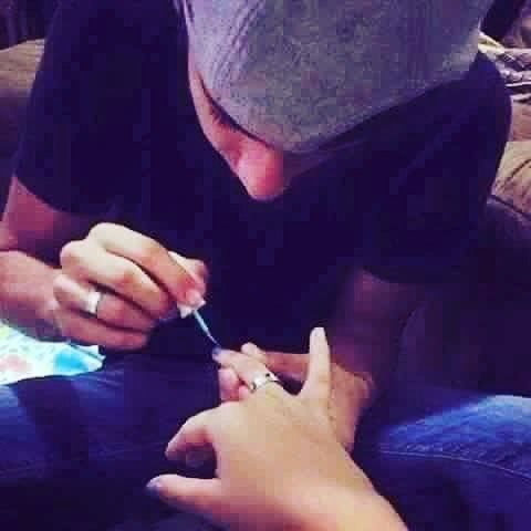 The simplest gestures make me the happiest😍😍😍😍😍😍😍😍😍