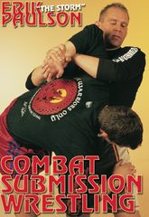 Combat Submission Wrestling 2 DVD with Erik Paulson | Budovideos Inc