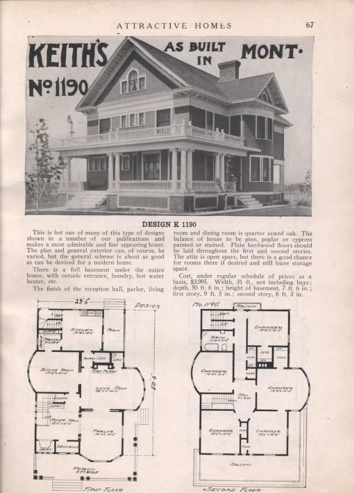 Vintage Farmhouse Plans 748 best old house plans images on pinterest | vintage houses