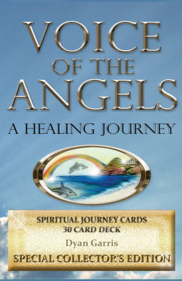 Free Angel Card Readings Online With Voice Of The Angels A Healing Journey Spiritual Cards By Dyan Garris Deck Angel Cards Reading Card Reading Free Angel