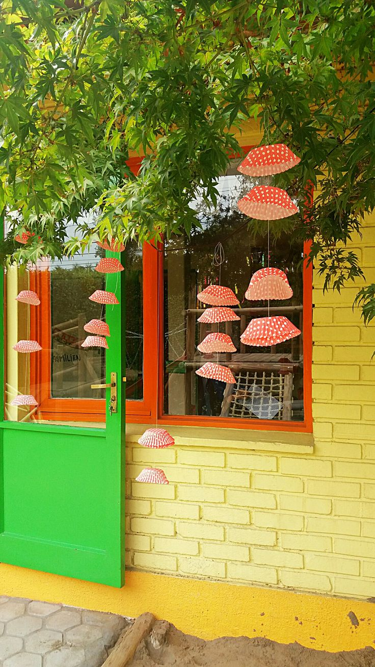 Nice Ideas Decoration Party Home Mand Happy Cupcake Cups Garlands Fun Birthday