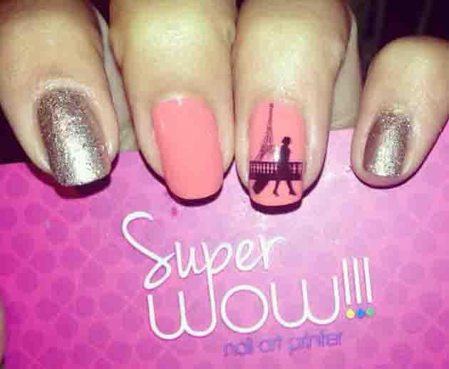 Super Wow!!!, spa de uñas con estampado en Bogotá - IMujer