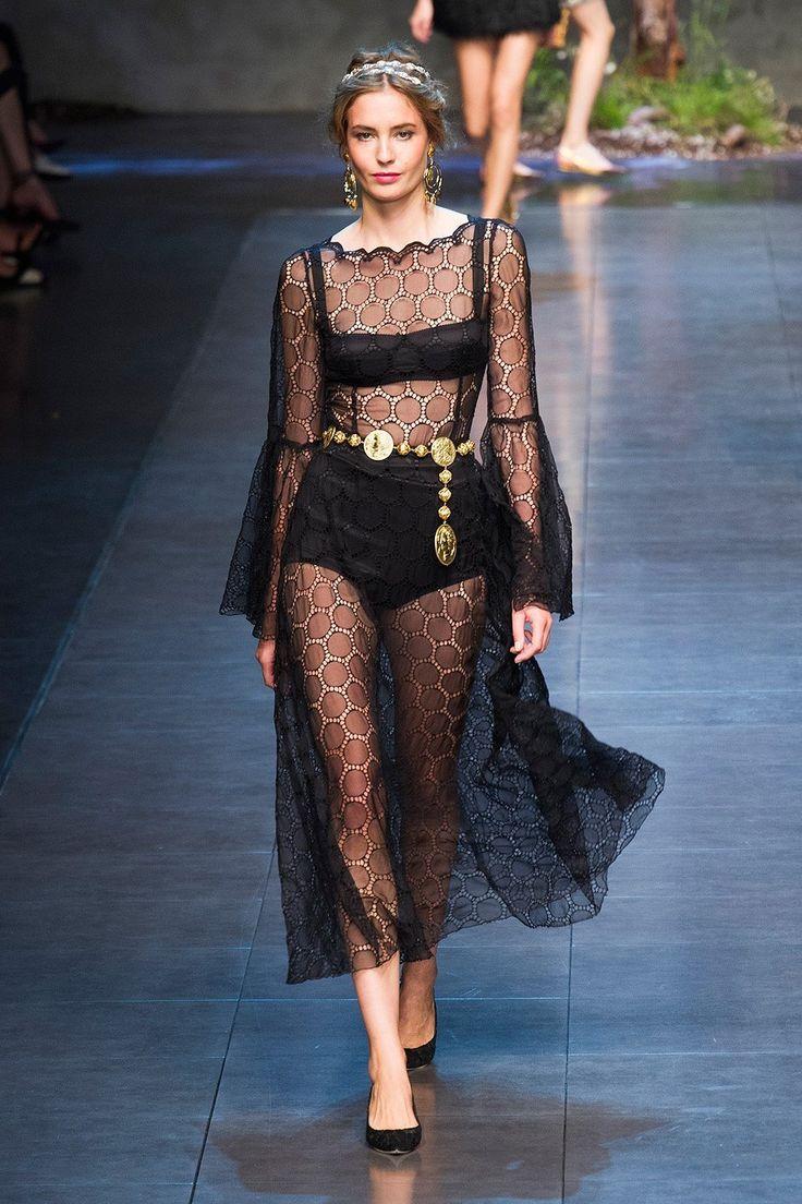 FWP Dolce & Gabbana   Fashion Victim 's Diary