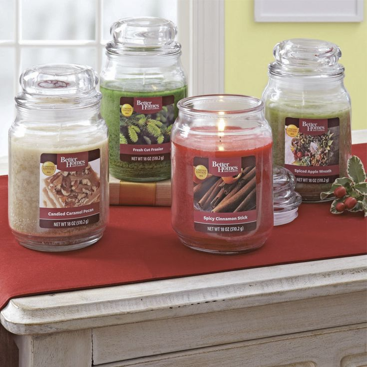 Surprise Your Coworkers Or Neighbors With Our Best Candle Yet  Our Jar  Candles In. Best CandlesJar CandlesBetter Homes And GardensHome ...