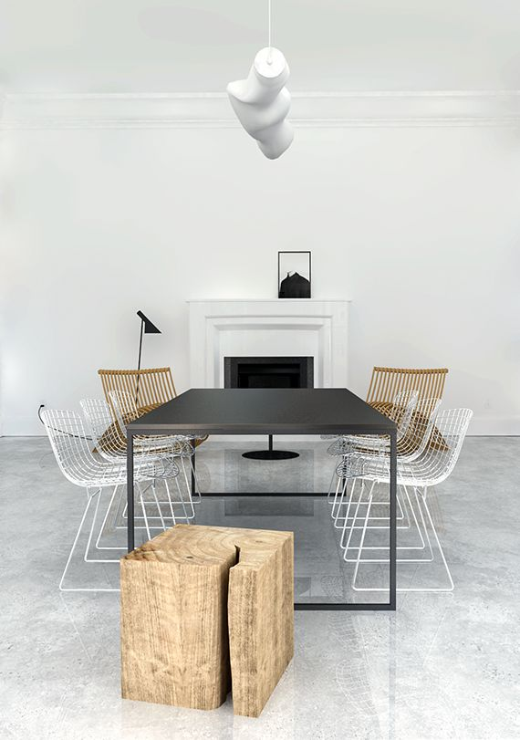 Best 25+ Minimalist Dining Room Ideas Only On Pinterest