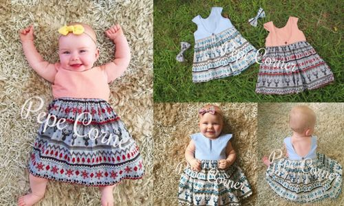 Pepe Corner Pepe Corner is a small online shop run by Bethany, a gorgeous stay at home Mumma! Pepe Corner aims to provide little Ladies and Gents sizes 0-7yrs in stylish pieces all year round. You can now shop the 2017 Autumn Collection Woodland Dreams