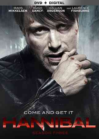 This gritty and intense release from the thrilling series Hannibal includes…