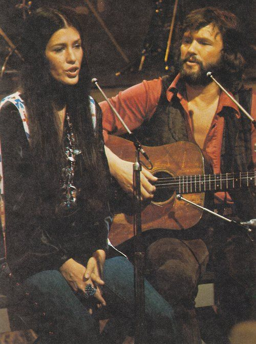 Rita Coolidge and Kris...