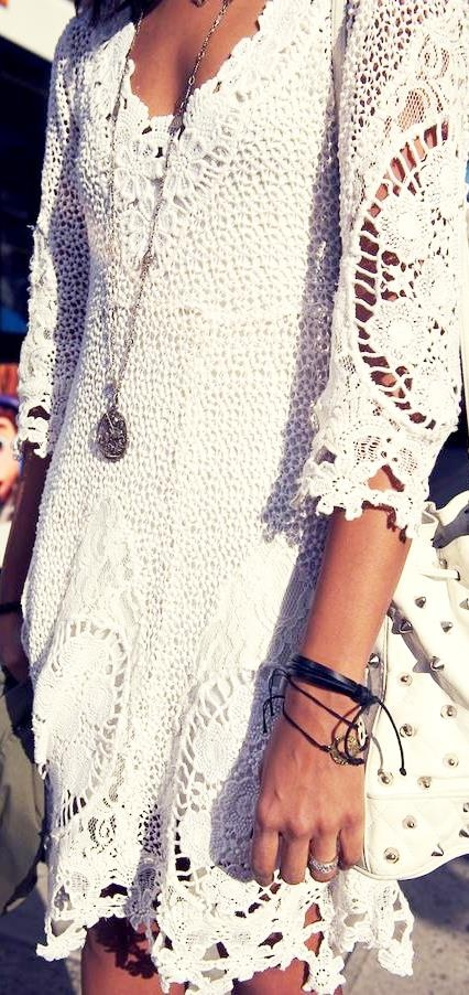 Free People- so so cute! I think something like this will be my wedding dress one day. With moccasins of course. :)