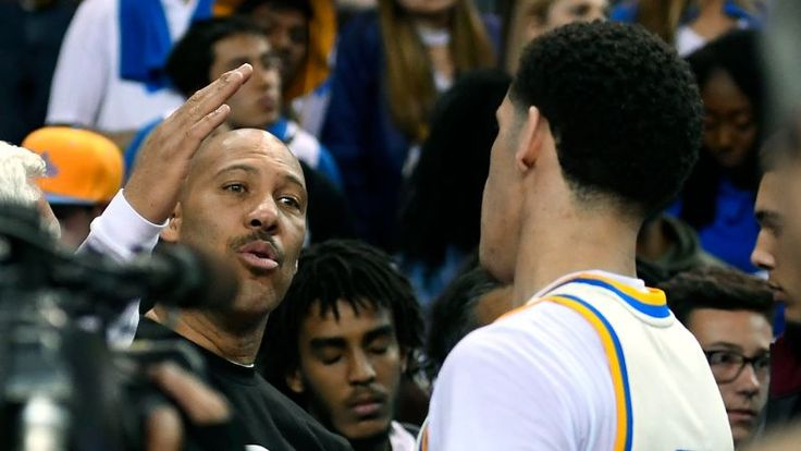 LaVar Ball is the father of UCLA freshman sensation Lonzo Ball, and this week he got into a beef with Charles Barkley after Barkley goofed on him for predicting his son will be better than Steph Curry. Here's a small snippet of Ball's retort: