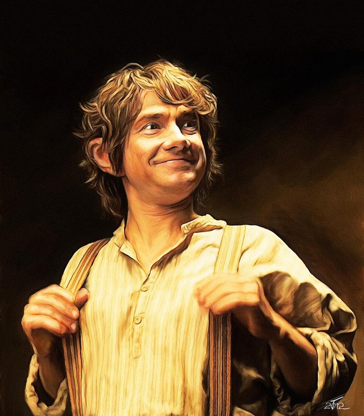 The Hobbit - Bilbo Baggins | The Hobbit & LOTR | Pinterest ...