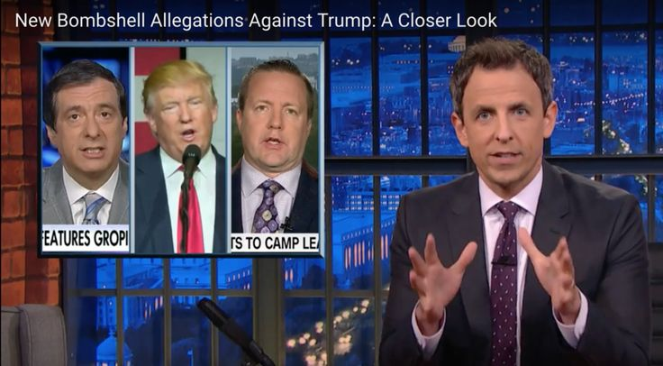 """Late Night with Seth Meyers is quickly becoming one of most belovedleft-leaning showson network television—and Meyerswas definitely """"on"""" Thursday night.Betweenhis regular segment """"A Closer Look"""" and guests Kevin Hart, Secretary of Defense Ash..."""